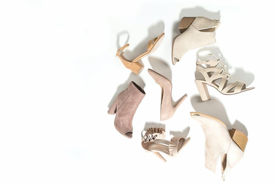 chaussures pour femmes beiges